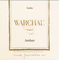 Warchal Amber Violin D String 4/4