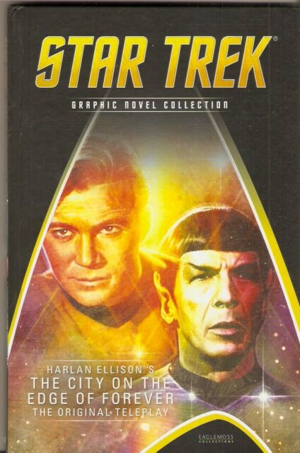 Star Trek Eaglemoss Collection Volume 2 : City on the Edge of Forever : IDW HC