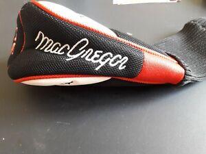 Head cover MAC GREGOR 1 couvre fer pour club de golf hybride   3H  pour homme