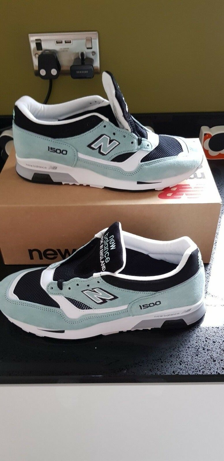 new balance classics m1500mgk  homme  trainers brand new in box Taille uk 9.5