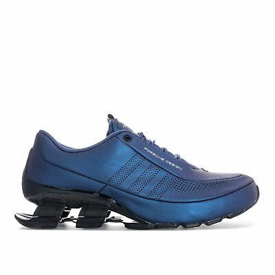 BNIB RARE ADIDAS PORSCHE DESIGN BOUNCE S4 LEATHER TRAINERS SNEAKERS BLUE UK 9.5   eBay