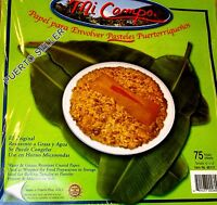 Papel Hilo Pasteles Puerto Rico Banana Christmas Holiday Spanish Food Recipe 4pq