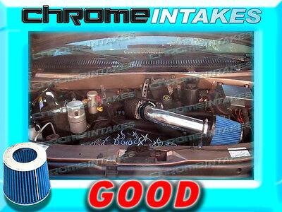 BLACK RED 96 97 98 99 00-05 CHEVY ASTRO VAN//GMC SAFARI 4.3L V6 AIR INTAKE KIT