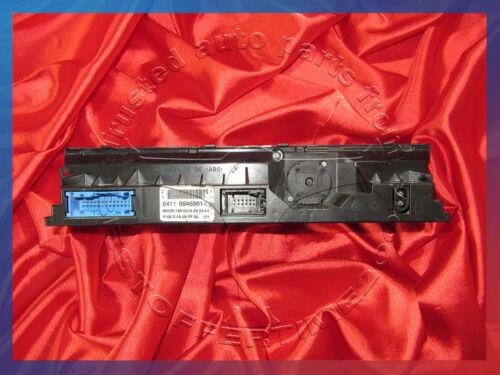 BMW E60 E61 E63 E64 5 6/'ies AIR CONDITIONER HEATER CLIMATE CONTROL Klima 6946981