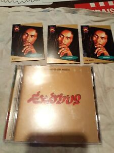 Bob-Marley-CD-Exodus-Wailers-proset-rock-cards-FREE-SHIPPING-usa-Canada