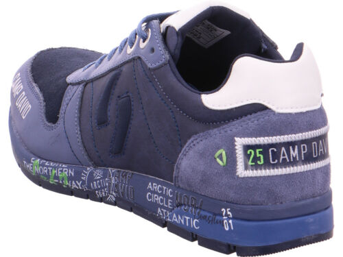 Blue Camp Sneaker Men's David Camp David qg0wXHX
