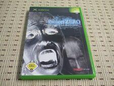 Project ZERO per Xbox * OVP *
