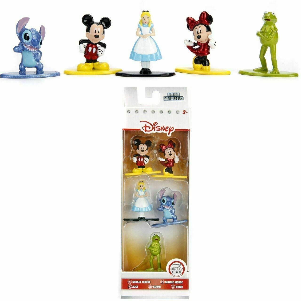 Disney Nano metalfigs Alice 2017 100/% Die-Cast Figure