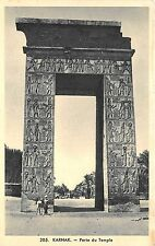 BF18349 karnak porte du temple egypt types
