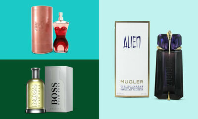Save up to 60% off Fragrance