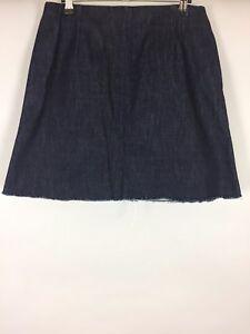 893b48e1ee96 Women's COS Short Dark-Wash Denim A-Line Skirt. UK 14 | eBay
