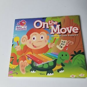 New BABY CONCERTS On the Move CD 2012 music for little explorers Beethoven album