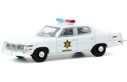 Hazzard County Sheriff *** Greenlight Hobby 1:64 OVP 1974 AMC Matador  POLICE