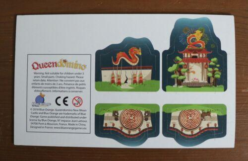 Queendomino Promo Castles Alt Alternate Art Expansion New Unused Kingdomino