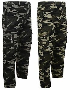BOYS-ARMY-CAMOUFLAGE-COMBAT-TROUSERS-2-12-YEARS-BNWT