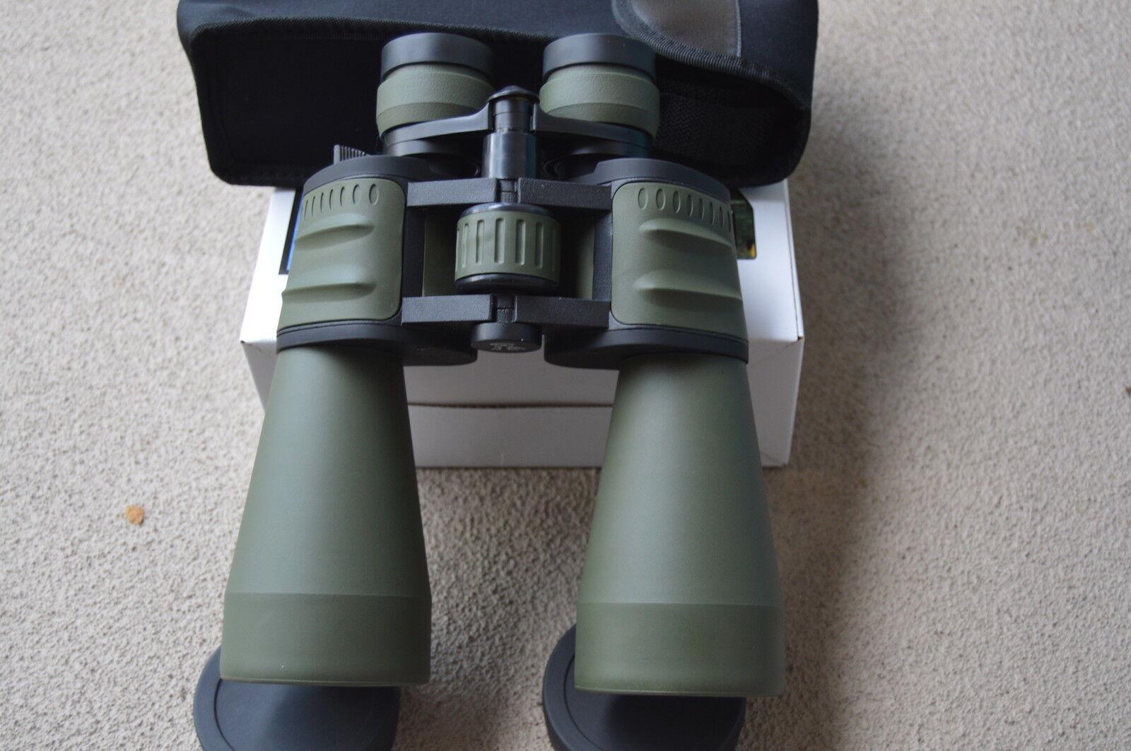 Gran Día noche Prisma 10-120x90 Zoom Prismáticos Camo estilo militar