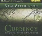 Currency by Neal Stephenson (CD-Audio, 2011)