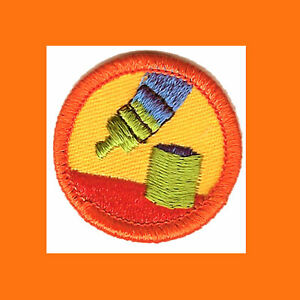 Do it yourself girl scout badge worlds to explore new orange border image is loading do it yourself girl scout badge worlds to solutioingenieria Image collections