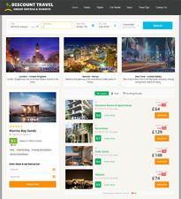 Automated Hotel Amp Travel Website Business For Sale Profitable Amp Newbie Friendly