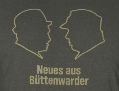 weiß Neues aus Büttenwarder Brakelmann T-Shirt  Adsche Hemd oliv