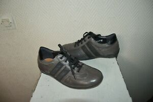 new arrival 2cdd2 f776b Details about Shoe Leather Lace up Mephisto Size 37 Leather Shoes  Zapato/Scarpa, Vgc ,