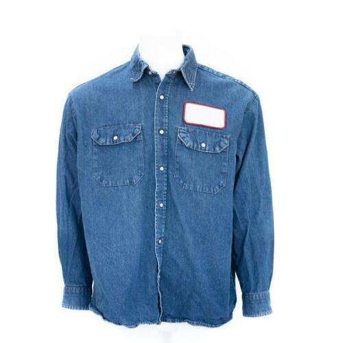 Unifirst G/&K Redkap Used Hi-Visibility Reflective Hi-Vis Work Shirts Cintas
