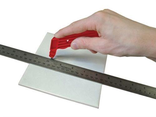 Piastrella Scriba TCT ceramica pavimento parete marcatore piastrelle cesoie TAGLIERINA marcatura punteggio Scriba NUOVO