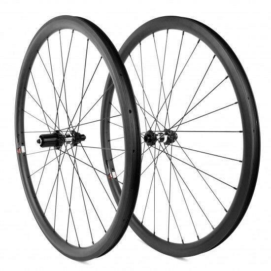SHLbike 700c road bike  carbon fiber wheels Dt swiss 350s hub carbon wheels 38MM  enjoy 50% off
