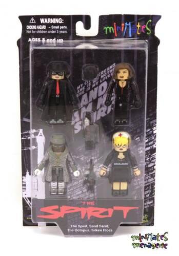 Spirit Minimates Series 1 Box Set