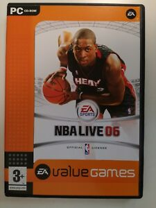 EA-Sport-NBA-Live-06-Gioco-PC-Genere-Basket-Pallacanestro