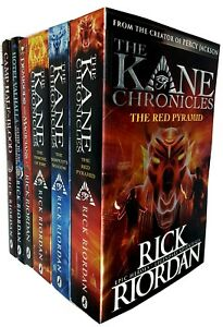Camp-Half-Blood-Confidential-Demigods-By-Rick-Riordan-6-Books-Collection-Set-NEW