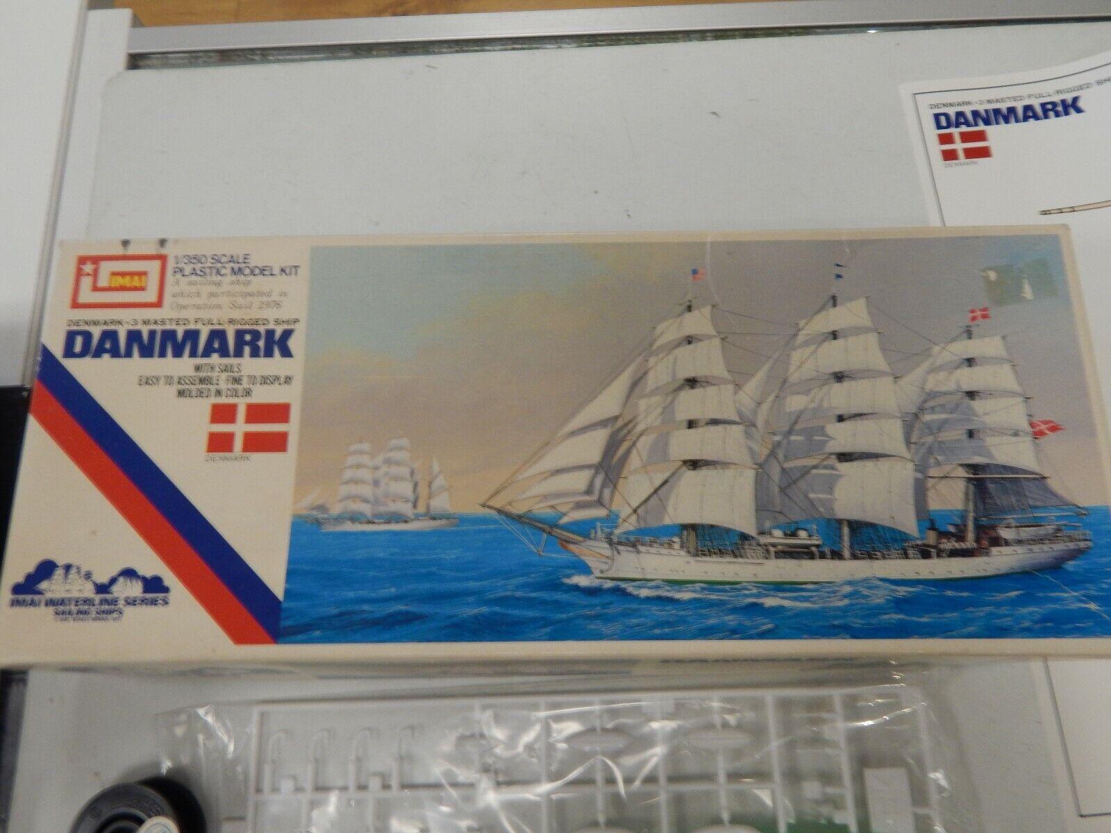 1 350 scale kit Danmark by Imai