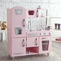 Kidkraft Vintage Kitchen - 53179, Pink on Sale