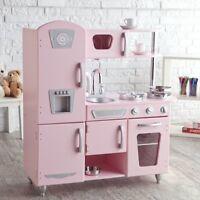 Kidkraft Vintage Kitchen - 53179, Pink on sale
