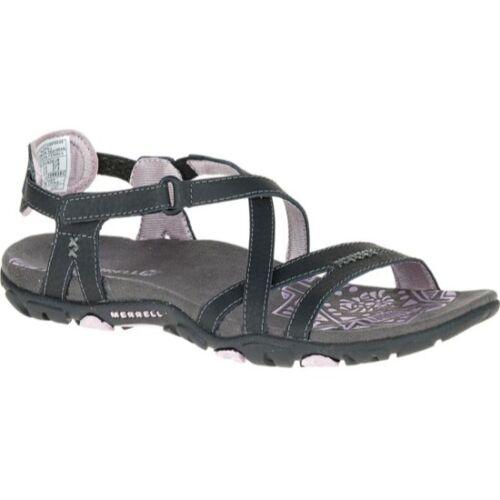 Merrell Sandspur Rose Ltr W Black//Lilac Keepsake J289635C// Lifestyle Schuhe