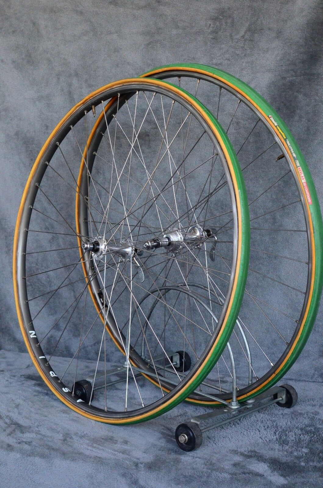Wolber Super Champion Aspin Campagnolo chorus hubs Road Bike  Wheel set wheelset  everyday low prices