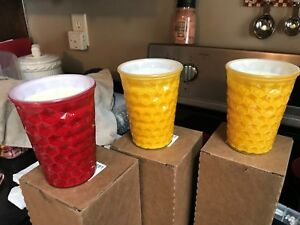 Image Is Loading Home Interiors Celebrating Honeycomb Jar Candles Nib