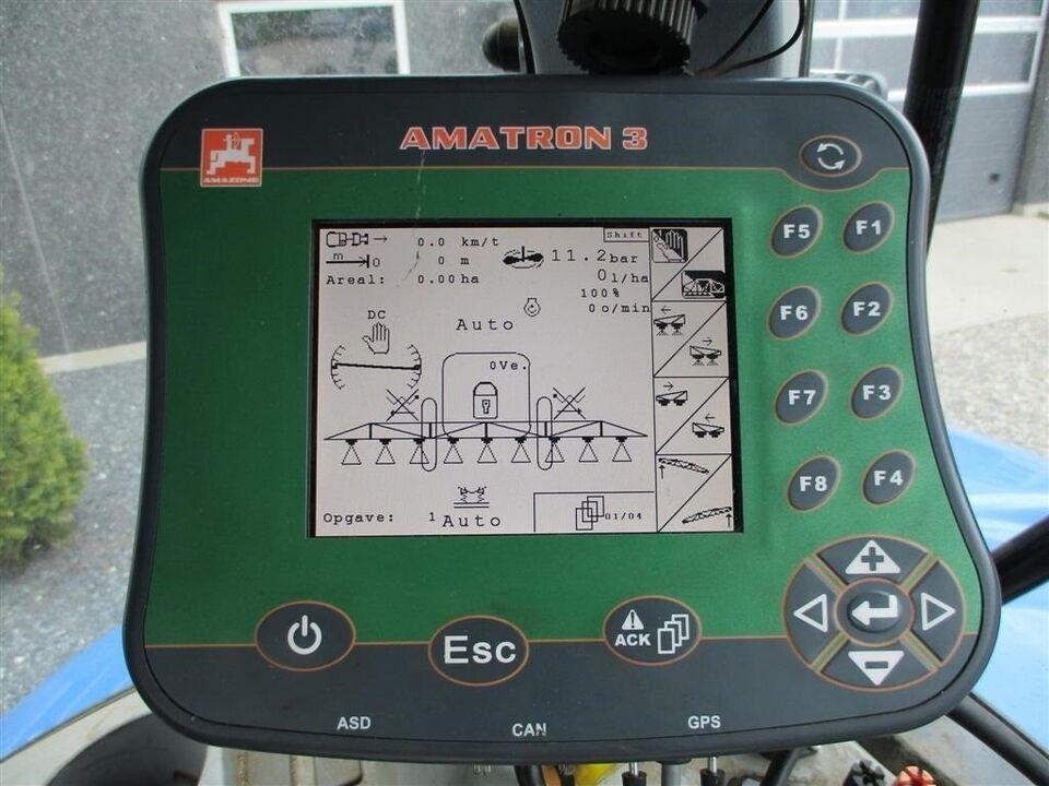 Trailer, Amazone UX11200 Med GPS anlæg og