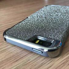 IPhone 5 Originale Glitter Gioielli Custodia Ultra Sottile Copertura Protettiva Argento