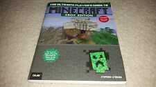 THE ULTIMATE PLAYER'S STRATEGY GUIDE TO MINECRAFT XBOX EDITION EXMT 360 ONE