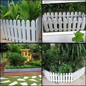 Gentil Details About Mini Fairy Garden Fence Panels Lattice Kit Plant Garden Decor  DIY Landscape New