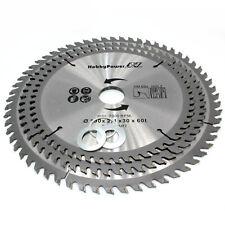 in acciaio cromato Berlan Lama disco per sega circolare sega per ceppi 405 x 30 x 2,4 mm per tagli su legno 40 denti compatibile con BWS400 e altre seghe