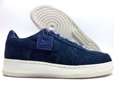 10 Aizome Sashiko Air Ar4670 Navy Force 1 Blue Nike Low Sz Rare 444 Japan wPZOkiuTX
