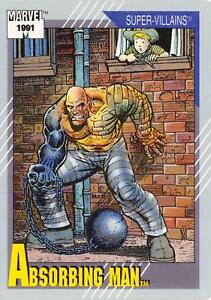 ABSORBING-MAN-Marvel-Universe-Series-2-Impel-1991-BASE-Trading-Card-74