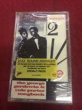 New Sealed Jazz Round Midnight Cassette George Gershwin & Cole Porter Songbook