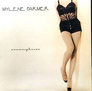 VINYLE-ALBUM-LIMITEE-180-GRAMMES-MYLENE-FARMER-ANAMORPHOSEE-GATEFOLD-COMME-NEUF