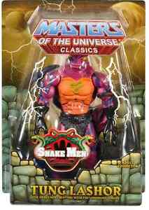 TUNG LASHOR 2014 MOTU Masters of the Universe Classics ETERNIA HE MAN NEU + OVP