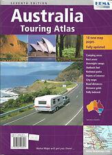 Australia Touring Atlas, by Hema Maps, 7th edition, 2007