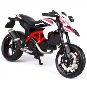 MAISTO 1:18 DUCATI mod Streetfighter S MOTORCYCLE BIKE DIECAST MODEL NEW IN BOX