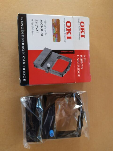 Farbband OKI Microline 520 / 521 9 Pin Printers Mat.-No 09002315